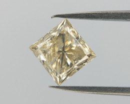 Brilliant cut diamond , loose setting stone , 0.50 cts