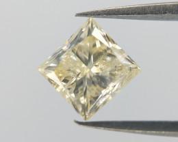 0.45cts Rare Princess cut Diamond,Loose Princess Cut diamond