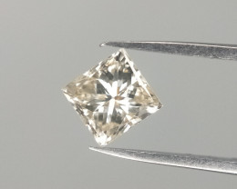 Natural CHAMPAGNE Diamond , Loose Stone For Jewelry , 0.46 cts