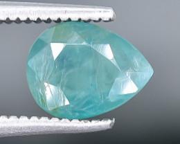 0.99 Crt Rare Grandidierite Faceted Gemstone (Rk-17)