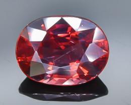 3.0 Crt Rhodolite Garnet Faceted Gemstone (Rk-17)