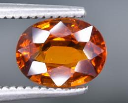 1.57 Crt Spessartite Garnet Faceted Gemstone (Rk-17)
