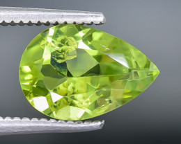 1.98 Crt Peridot Faceted Gemstone (Rk-17)