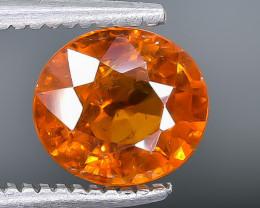 1.48 Crt Spessartite Garnet Faceted Gemstone (Rk-17)