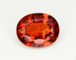 Fanta Orange Color 5.50 Ct Natural Spessartite Garnet. RA