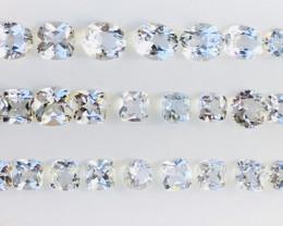 72.40 Carats Topaz Gemstones Parcel