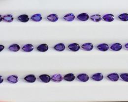 14.70 Carats Amethyst  Gemstones Parcel