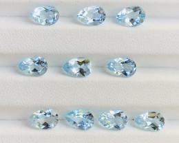 15 Carats Topaz Gemstones Parcel
