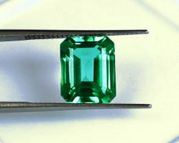 1.68 ct Beautiful Zambian Emerald Certified!