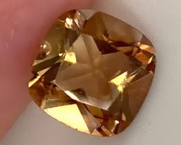 2.41ct Caramel Gold Topaz Gem - No reserve ~