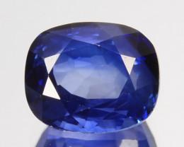 1.86 Cts Natural Corundum Sapphire Nice Blue SriLanka Gem