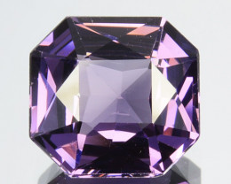 1.69 Cts Beautiful Natural Purple Spinel Octagon SriLanka Gem