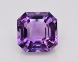 Amazing Color 17.75 Ct Natural Amethyst