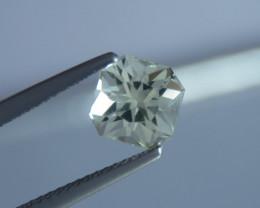 1.80 carat Natural Beautiful  Octagon Cut Tourmaline From Afghanistan