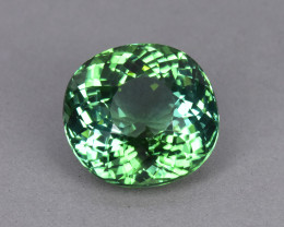 5.09 Cts Magnificent Beautiful Natural Top Green Tourmaline