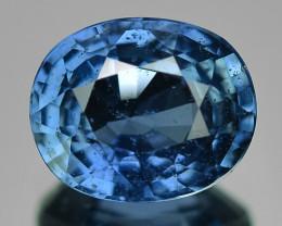 1.24 Cts Natural Blue Ceylon Sapphire Loose Gemstone