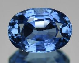 0.94  Cts Natural Blue Ceylon Sapphire Loose Gemstone