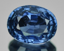 1.38 Cts Natural Blue Ceylon Sapphire Loose Gemstone