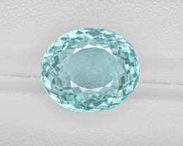 Paraiba Tourmaline, 14.05ct - Mined in Mozambique | Certified by GIA