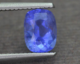 Rarest Sodalite 1.32 ct Hard to Find in Transparent & Faceted Sku.1