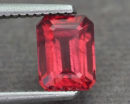 Rare Red Apatite 1.92 ct Amazing Luster SKU.11