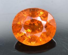 2.13 Crt Spessartite Garnet Faceted Gemstone (Rk-18)