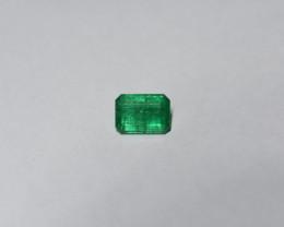 2.83 Carats Bright Green AFGHAN (Panjshir) Emerald!
