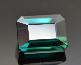 AAA Quality 4.00 Ct Indicolite Tourmaline From Afghanistan. RA