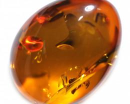 22 Cts  Honey  Yellow Amber Gemstones    AM 1680