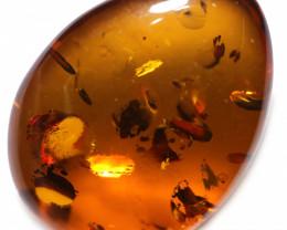 26 Cts  Honey  Yellow Amber Gemstones    AM 1685