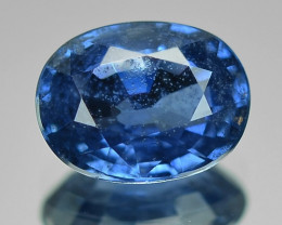 1.28Cts Natural Blue Ceylon Sapphire Loose Gemstone