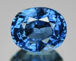 1.23 Cts Natural Blue Ceylon Sapphire Loose Gemstone
