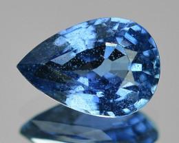 1.27 Cts Natural Blue Ceylon Sapphire Loose Gemstone