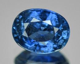 1.05 Cts Natural Blue Ceylon Sapphire Loose Gemstone