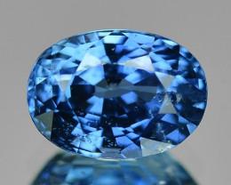 1.40 Cts Natural Blue Ceylon Sapphire Loose Gemstone