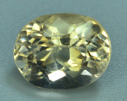 Gorgeous 4.70 ct Champagne Color Topaz Skardu Pakistan S.A