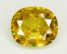 Rare AAA Fire 0.77 ct Sphene