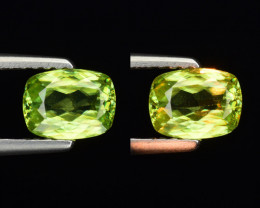 0.89 CT SPHENE WITH DRAMATIC FIRE GEMSTONE SP24