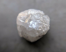 NEW ARRIVAL BIG  TOP ROUGH WHITE  DIAMOND  4.14cts