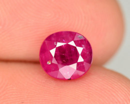 1.65 ct Natural Ruby ~ Mozambique