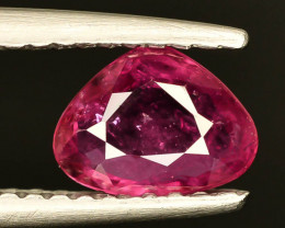 0.75 ct Natural Ruby ~ Mozambique