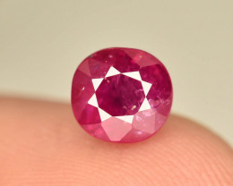 1.40 ct Natural Ruby ~ Mozambique
