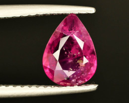1.35 ct Natural Ruby ~ Mozambique
