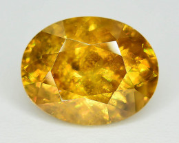Rare AAA Fire 2.12 ct Sphene