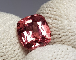 NO TREAT 1.53 CTS NATURAL STUNNING ONION PINK SPINEL FROM BURMA