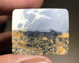 44.25 CT MALIGANO JASPER PICTURE FROM INDONESIA
