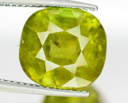 8.20 Ct Natural Ravishing Sphene Titanite  Loose Gemstone