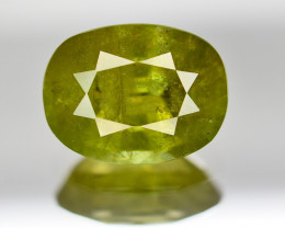7.90 Ct Natural Ravishing Sphene Titanite  Loose Gemstone