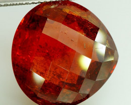 16.83  ct. Natural Orange Spessartite Garnet  Sri Lanka  - IGE Certified