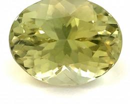 Yellow Tanzanite 1.80ct